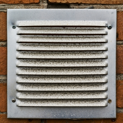 Dusty Home Vent